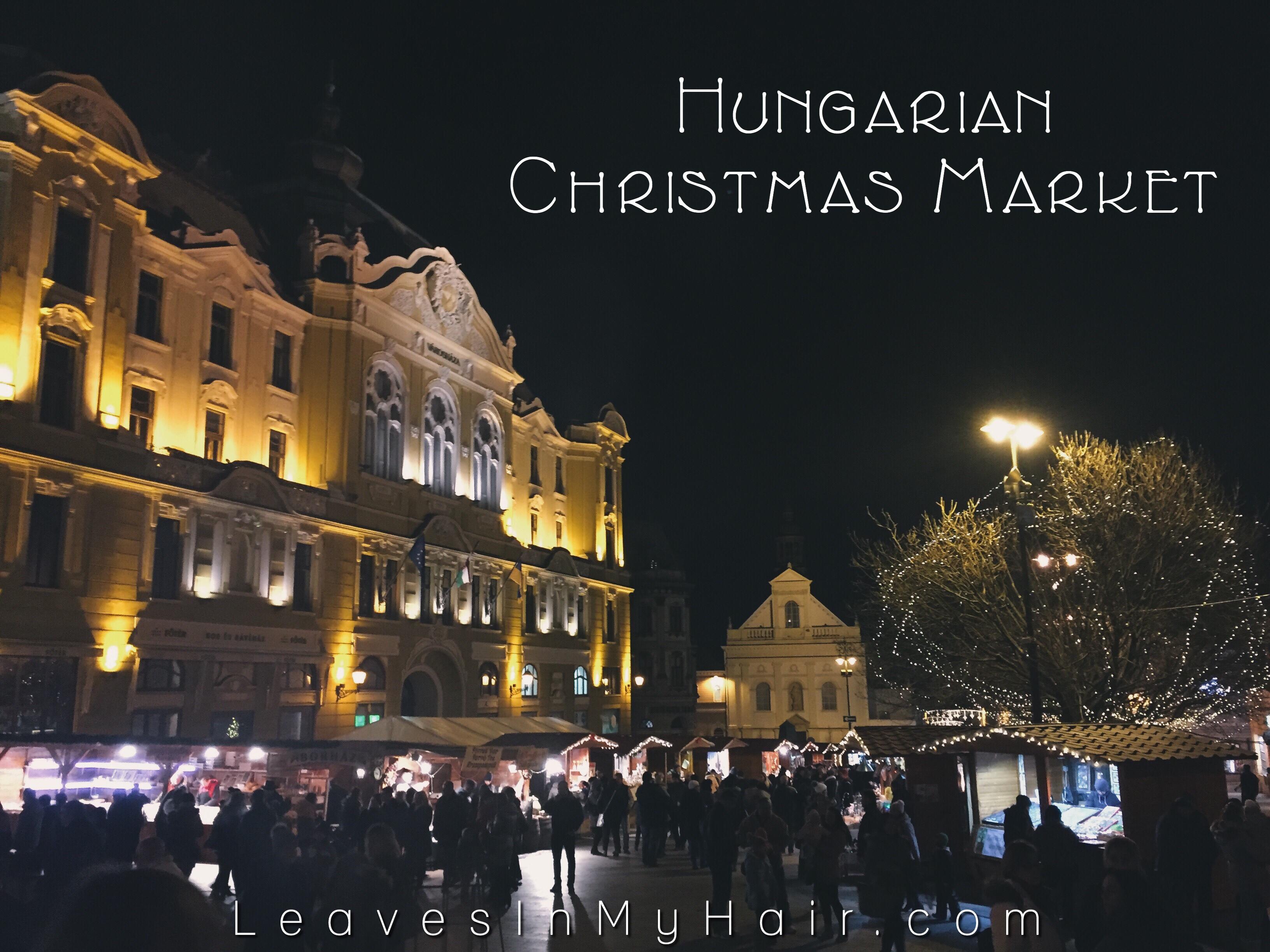 Hungarian Christmas Market